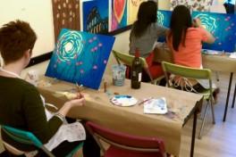 BYOB Painting Class! Photo