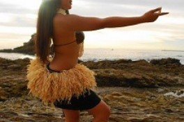 Hula/Tahitian - Level 1 (Ages Teen - Adult) Photo