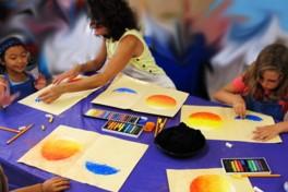 Paint, Play & Music  Photo