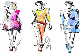 Adobe Illustrator for Fashion/Apparel/Accesories Design Photo