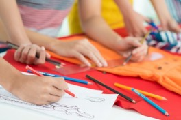 Beginning Fashion Design for Young Artists (ages 9-12) Photo