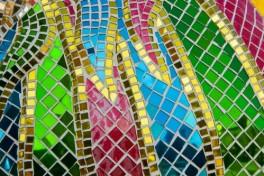 Glass Mosaic Photo