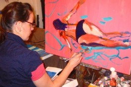 Dare to Paint Level II: Oil/Acrylic Painting Photo