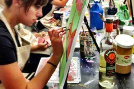 Cocktails & Creativity: BYOB 1 Painting in 2 Nites Photo