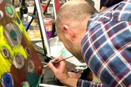 Beginner's Painting 101: Learn to Paint from the Heart Photo