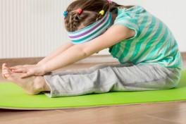 Kids Yoga Photo