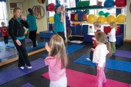 Children's Yoga, 5 - 8 Photo