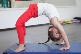 After School Yoga for Kids 5-8 Photo