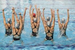 Synchronized Swim Photo