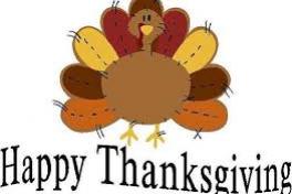 Kids Class Thanksgiving Favorites Photo