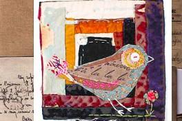 Bonny Bird Textile Workshop Photo