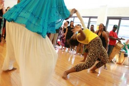 West African Dance - Intermediate Photo