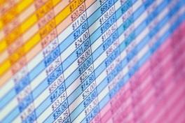 Microsoft Excel 2010 Photo