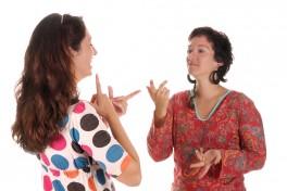 American Sign Language Photo