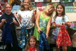 Sewing Classes for Kids (2 Hours) Photo