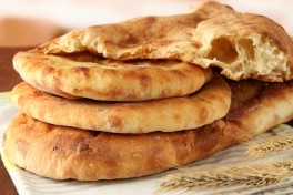 Traditional Indian Breads Photo