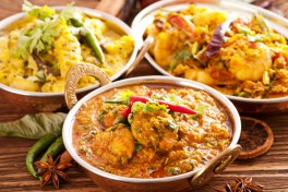 Authentic Indian Curries Photo