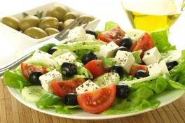 Vegan Mediterranean Mezze Photo