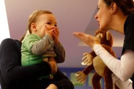 Baby Sign Workshop Photo