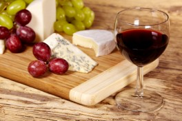 Exploring French Wine and Cheese - A Tour de France Photo