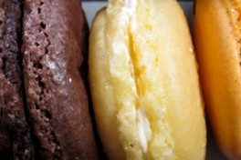 French Macaron Photo