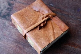 Leather Journal Photo