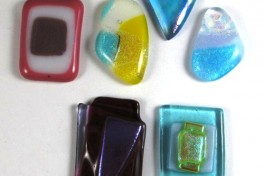 Beginning Fused Glass Photo