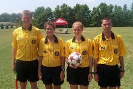 Soccer Officiating Photo