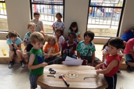 Rhythm Readers with Intro to Piano Photo