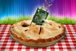 Raspberry Pi Camera Module Workshop Photo