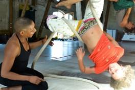 Flyway Aerial Rope + Silks Photo