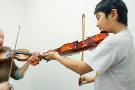 60 mins Private Violin Lesson (3.5 years and older) Photo