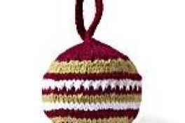 Knitted Ornament Photo