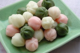 Holiday Rice Cakes for Chuseok Photo