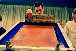 Monotype - Painterly Printmaking  Photo