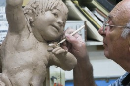 Monday Clay, Mold Making & Mixed Media Sculpture Photo