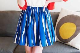 Sewing 101: Make a Skirt Photo