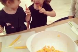 Kids Dinner Club Photo