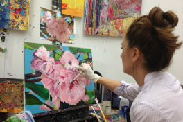 Wine and Painting (adults only) Photo