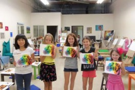 Art & Pizza Night (Ages 5 & up) Photo