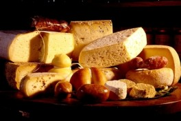 The Cheeses of Central France Photo