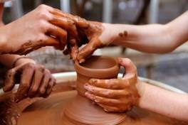 Couples Night - Handbuilding Pottery Class Photo