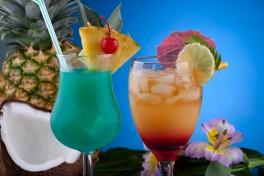 Tiki Cocktails Photo