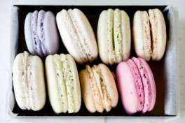 Pastry 201: French Macarons Photo