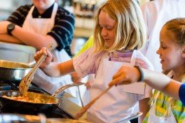Kids' Camp: Culinary Passport (Ages 8-12) Photo