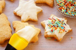 Cookie Decorating: Back to School Photo