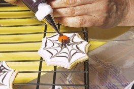 Cookie Decorating: Halloween Photo