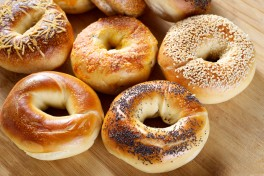 The Ultimate Bagel Class Photo