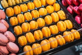 Pastry 201: Halloween French Macarons Photo
