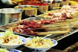 Night Market: Asian Street Foods Photo
